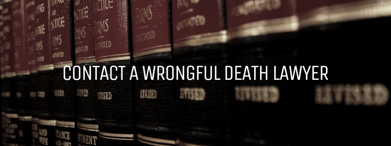 wrongful death attorney in Glendale